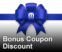Bonus Coupon Discount 10% Off