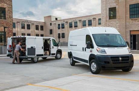 Loaner Vehicles