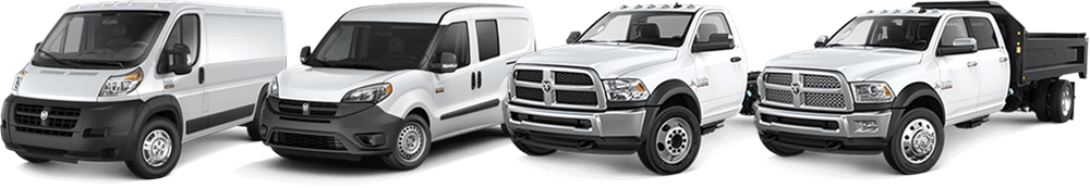 2018 Ram Commercial Vehicles