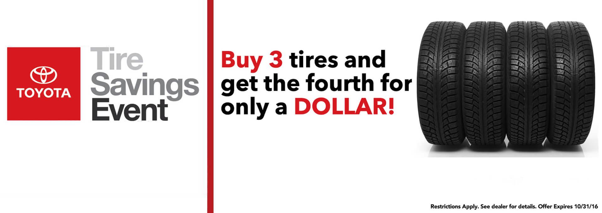 Tire's 3