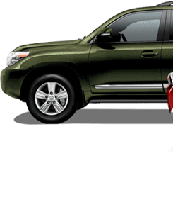 Norwalk Toyota Land Cruiser