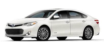 Norwalk Toyota Avalon Hybrid