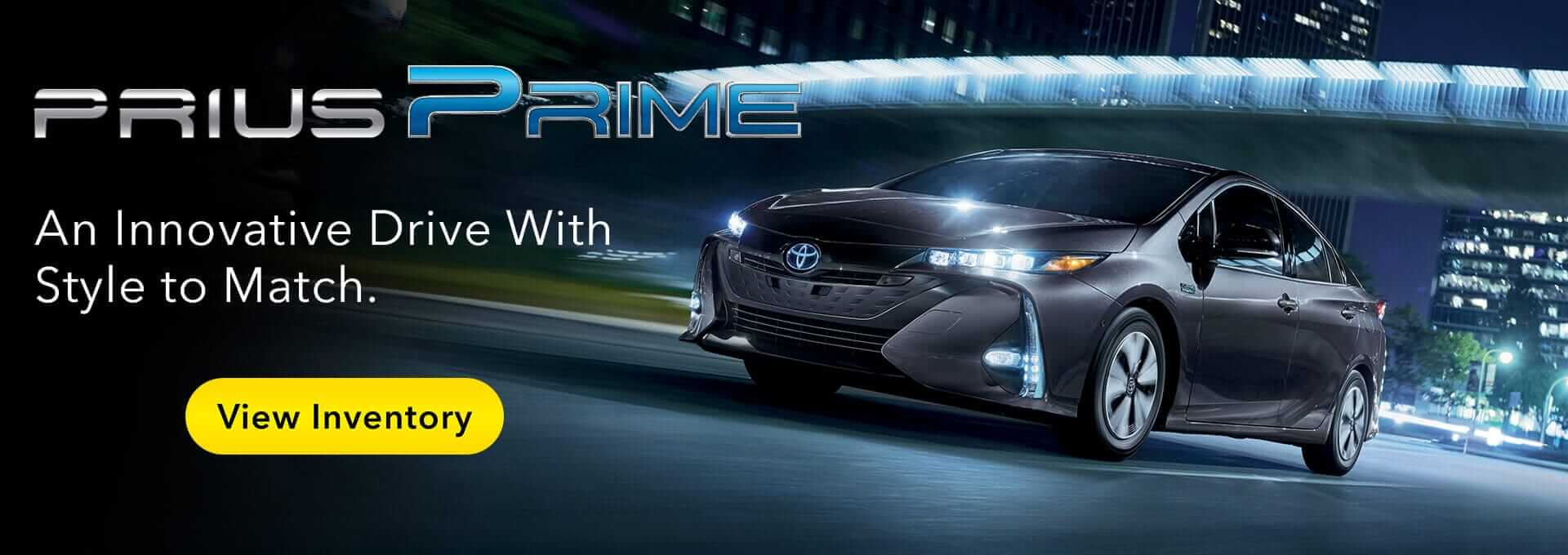 Prius Prime Canned