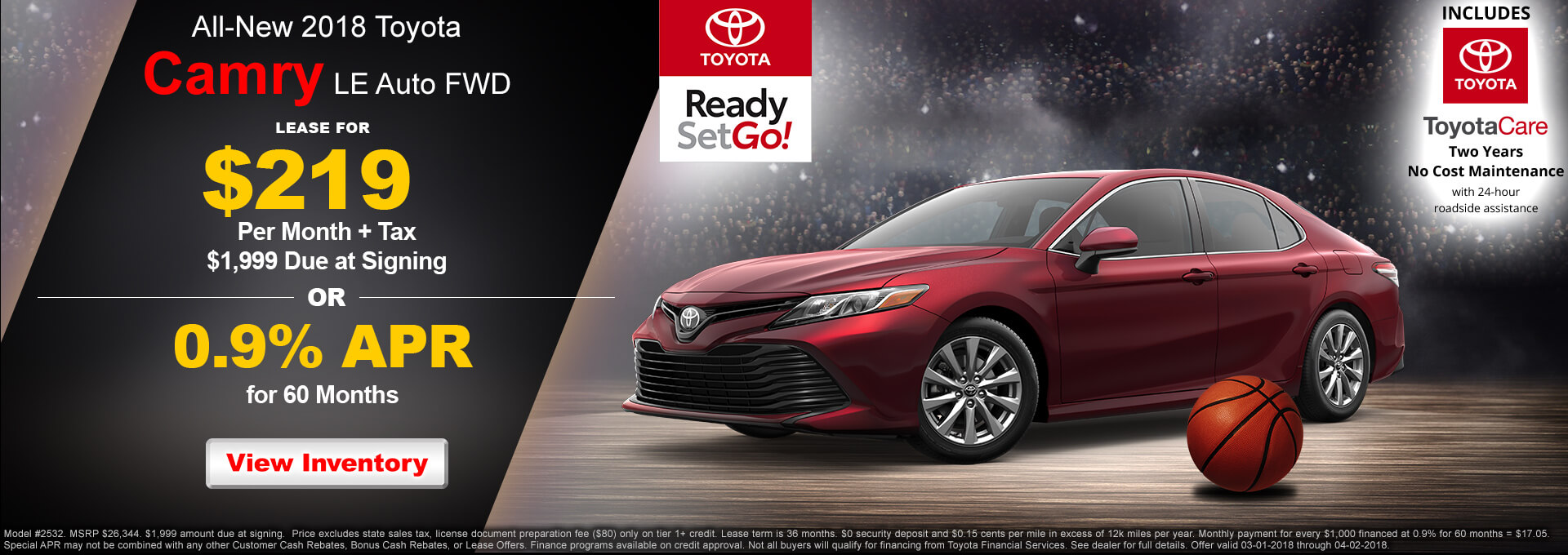 Camry New