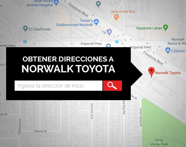 Visit Norwalk Toyota Today