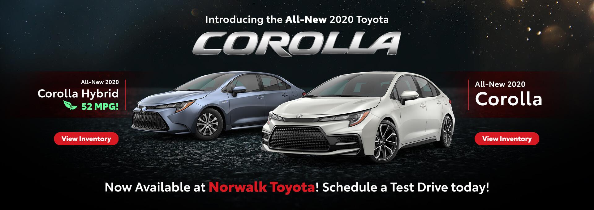 Norwalk Toyota | Serving Los Angeles, Long Beach, Tustin, Anaheim