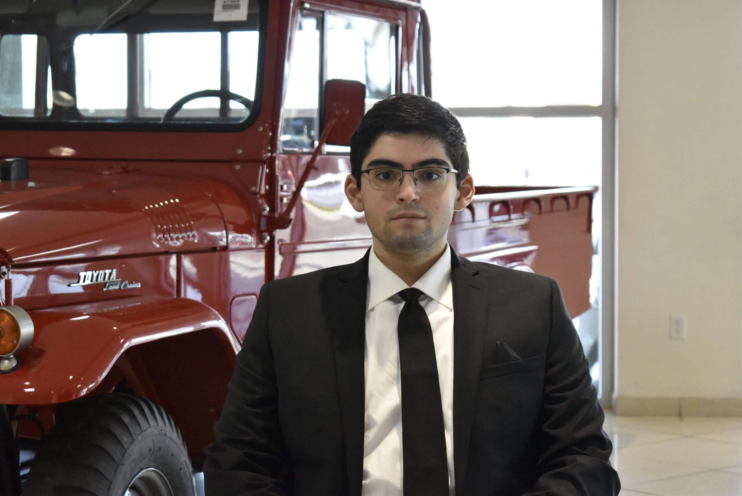 Mohamad Ali Saab