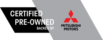 Mitsubish Certified Pre-Owned Logo