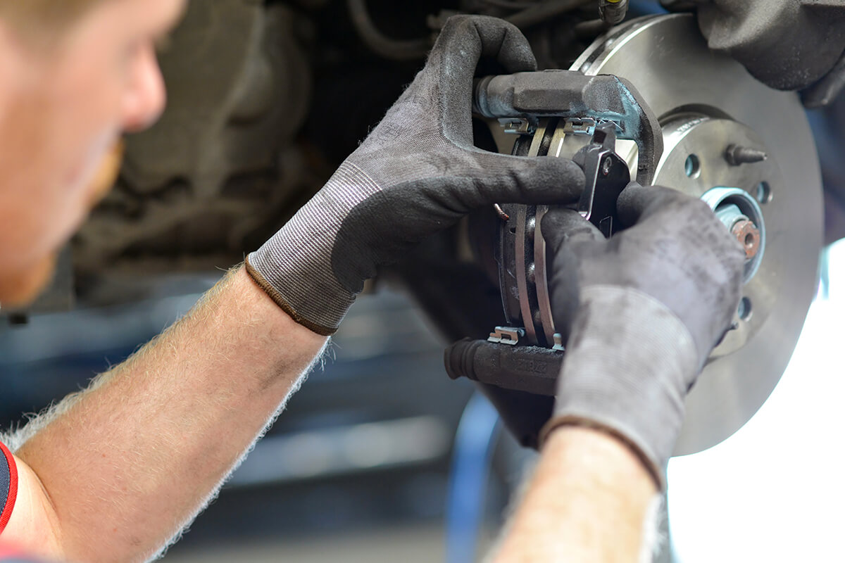 COMPLEMENTARY BRAKE INSPECTION
