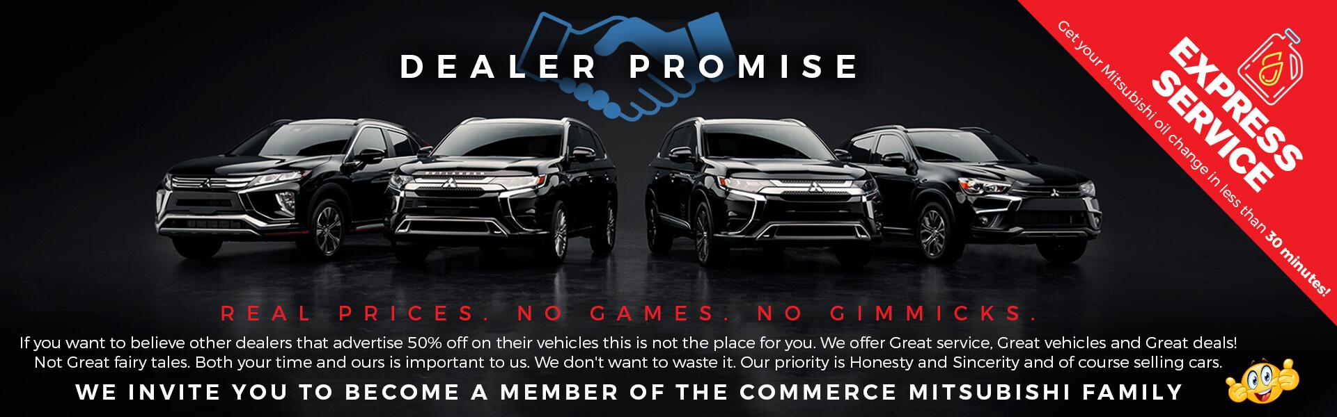 Dealer Promise