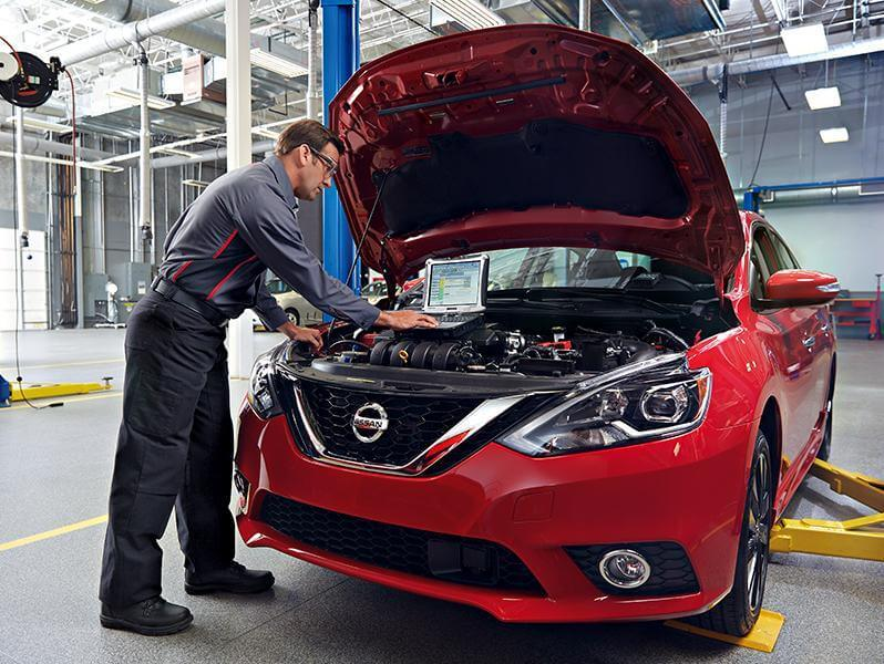Casa Nissan Service Department