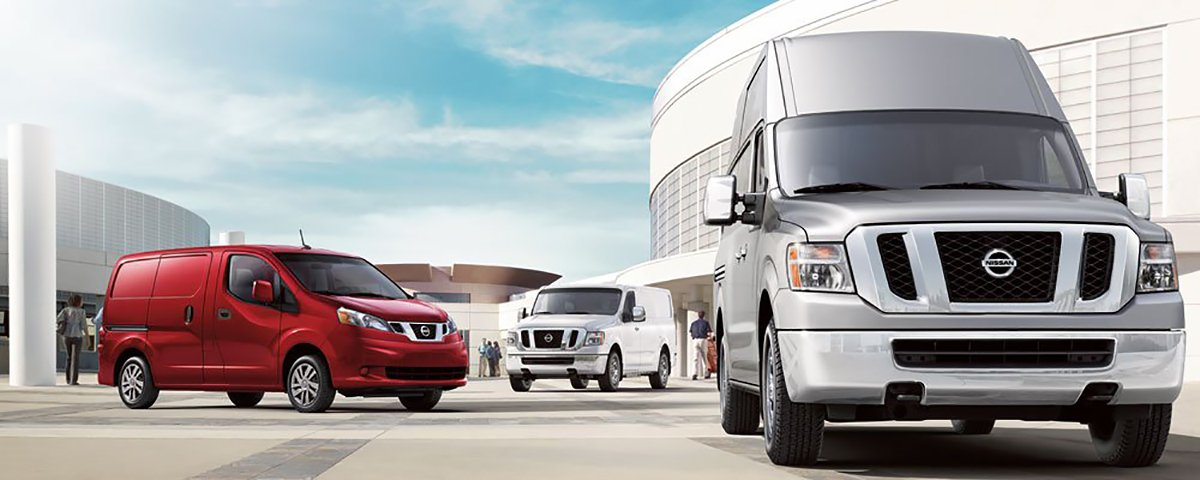 Commercial Vehicles at M'Lady Nissan in Crystal Lake IL