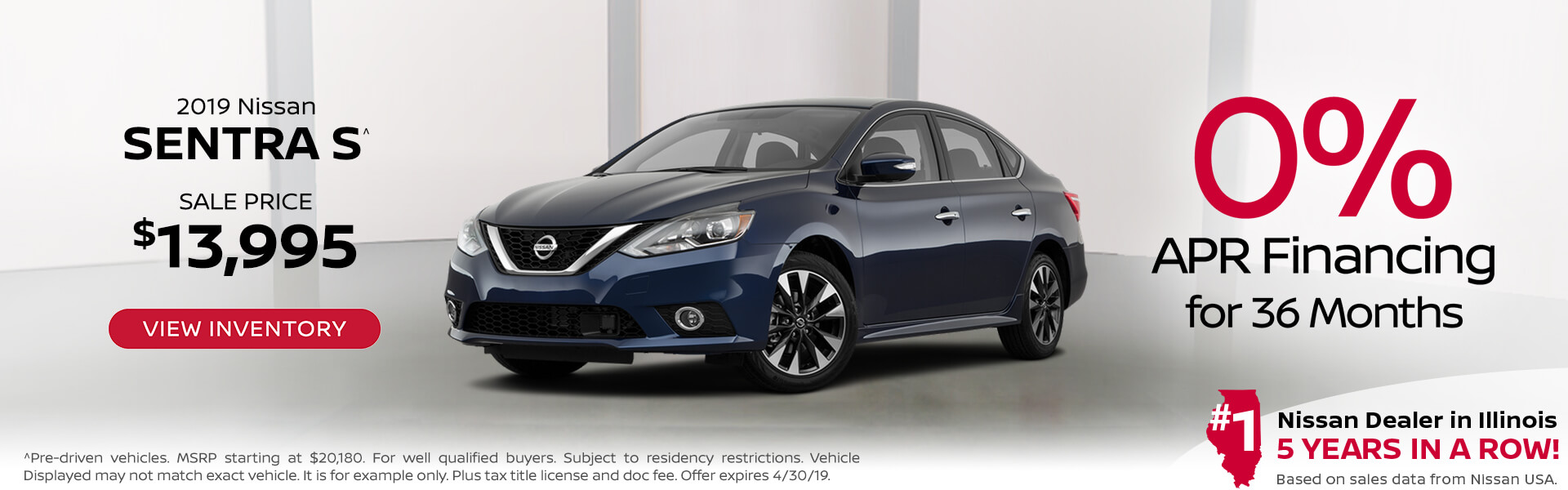 Special Deals At M Lady Nissan Crystal Lake I Save Big With Specials