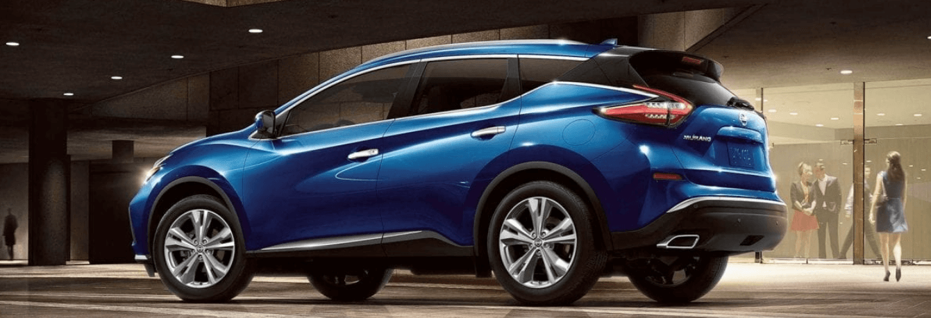 New 2019 Nissan Murano over the Competition | M'Lady Nissan in Crystal Lake