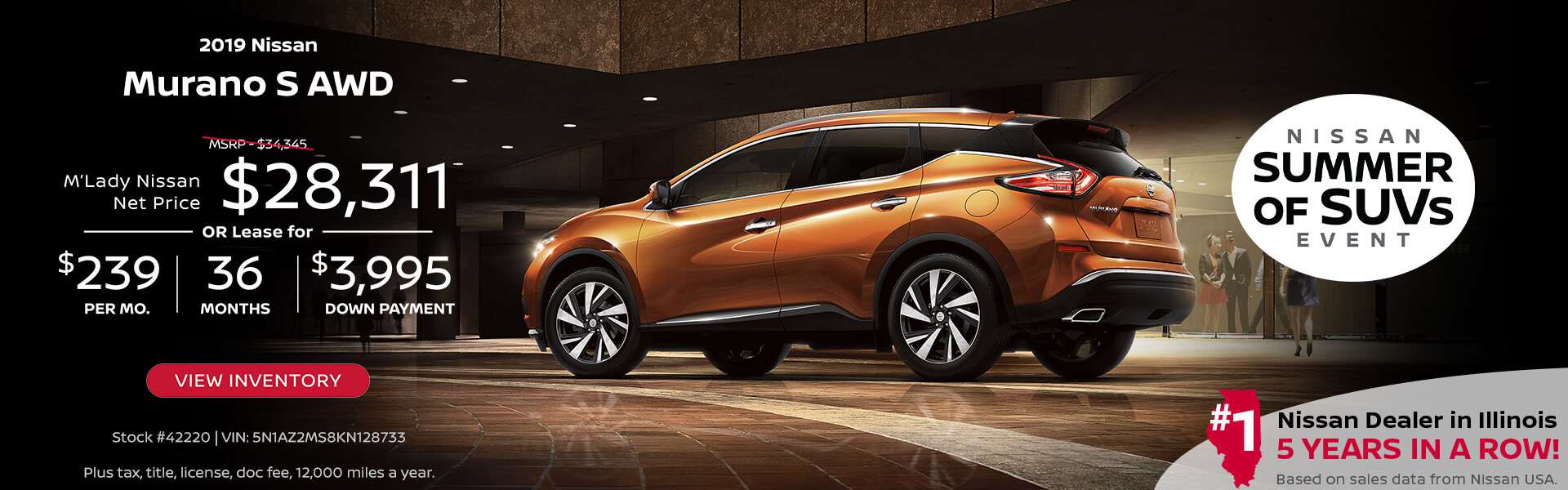 New Used Nissan Dealer In Crystal Lake Il M Lady Nissan