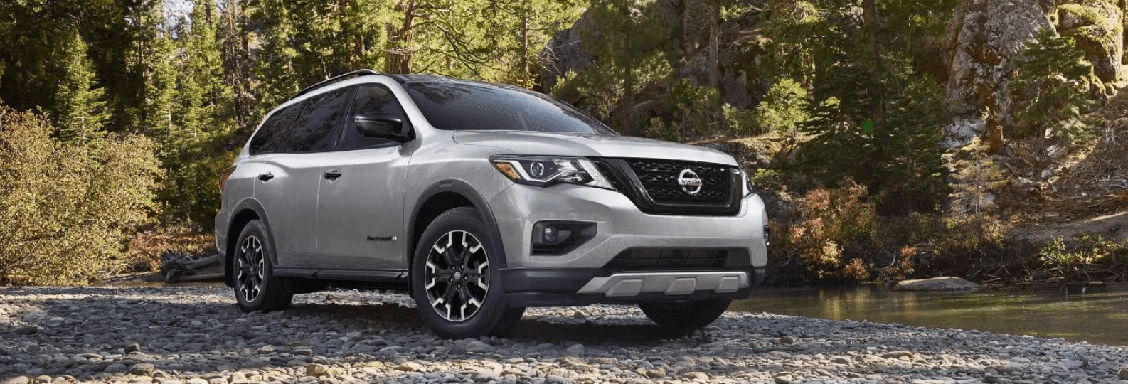 2019 Nissan Pathfinder vs Competition | M'Lady Nissan