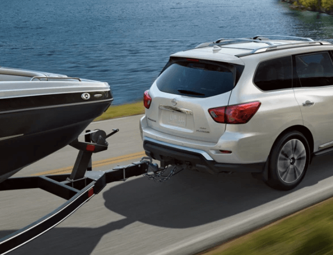 Pathfinder towing capacity