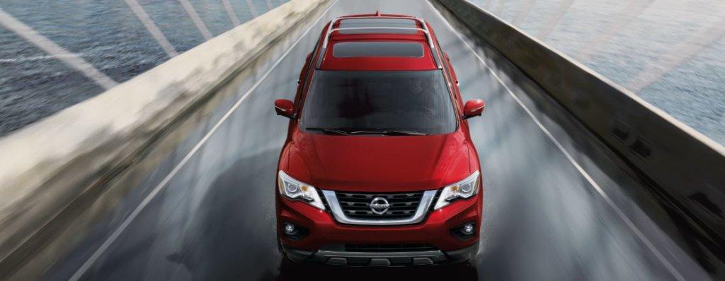 2020 Nissan Pathfinder vs Competition | M'Lady Nissan