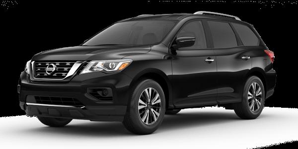 New 2021 Nissan Pathfinder