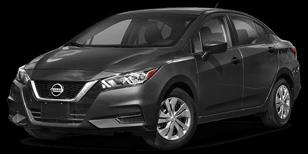 New 2021 Nissan Versa