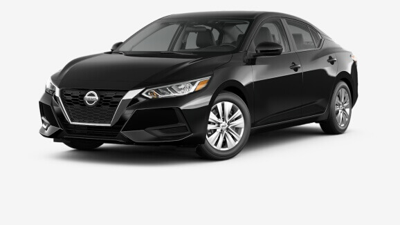 2021 Nissan Sentra Sedan Model Information | M'Lady Nissan