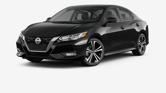2021 Nissan Sentra SR Sedan Model Information | M'Lady Nissan