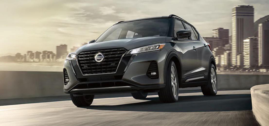 New 2021 Nissan Kicks Lifestyle