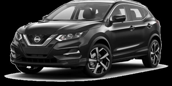 New 2021 Nissan Rogue Sport