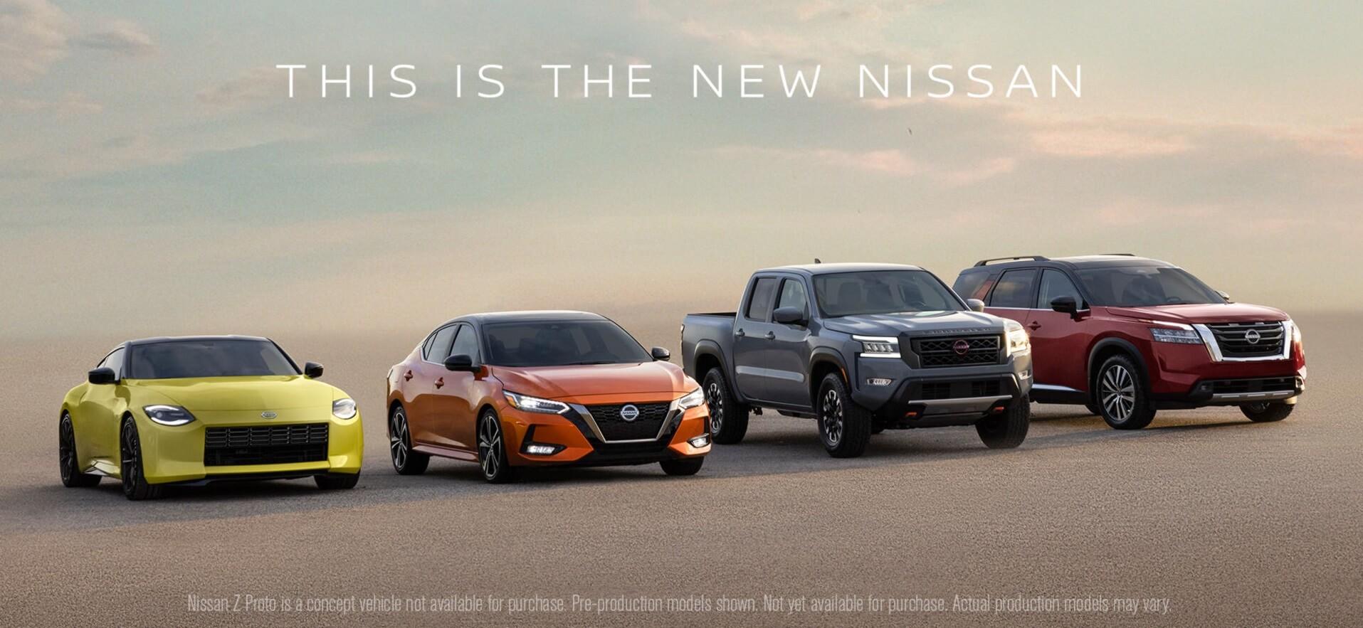 New 2021 Nissan Lifestyle