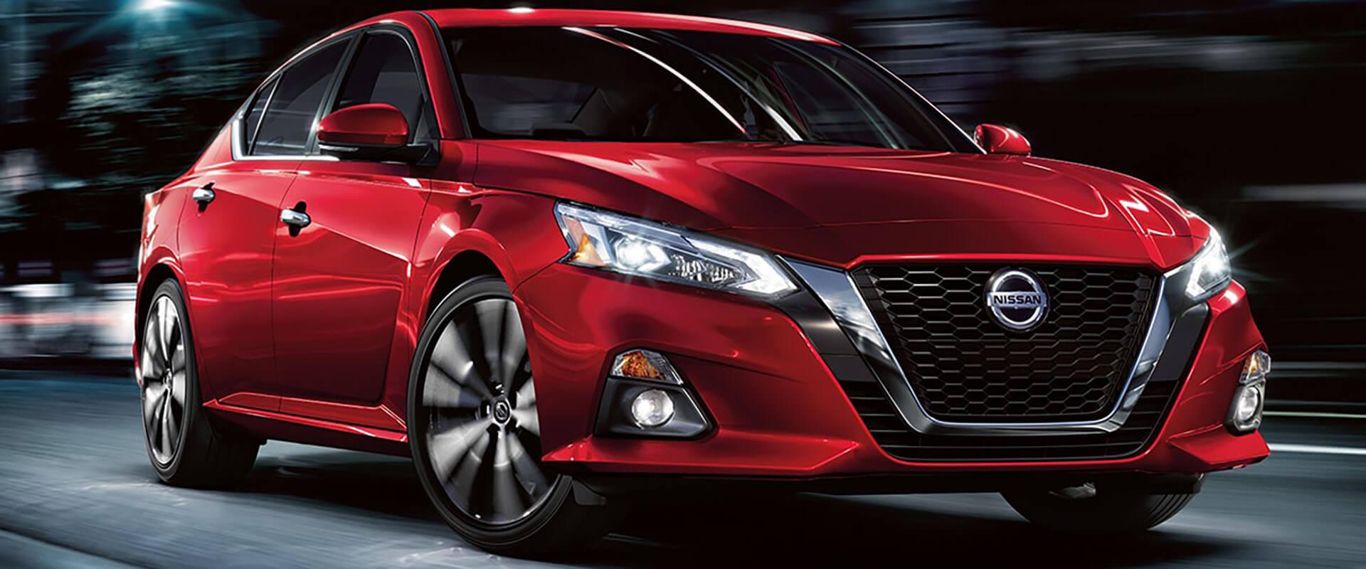 New 2021 Nissan Altima Lifestyle