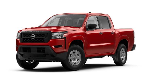 2022 Nissan Frontier S