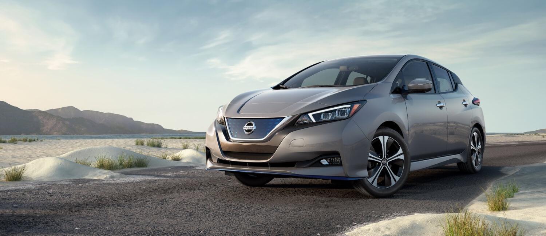 2022 Nissan LEAF.