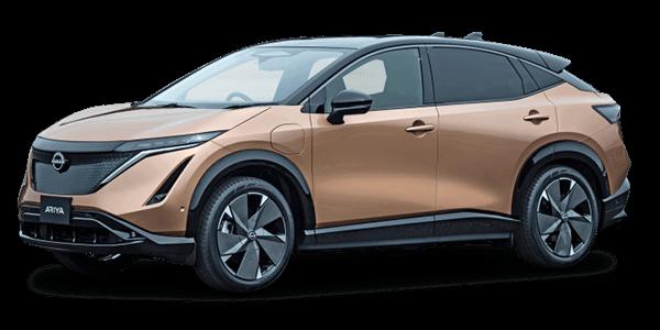 New 2021 Nissan Ariya