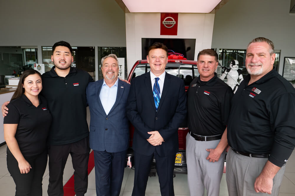 Downey Nissan Managers