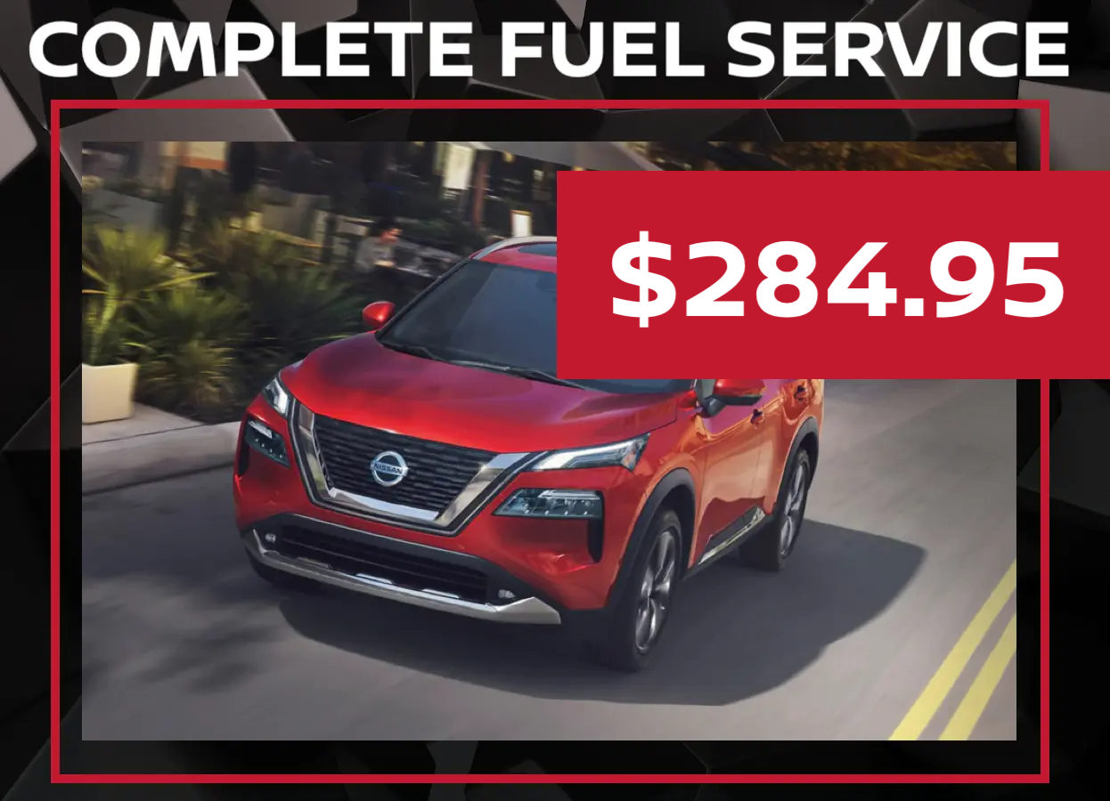 Complete Fuel Service Special Coupon