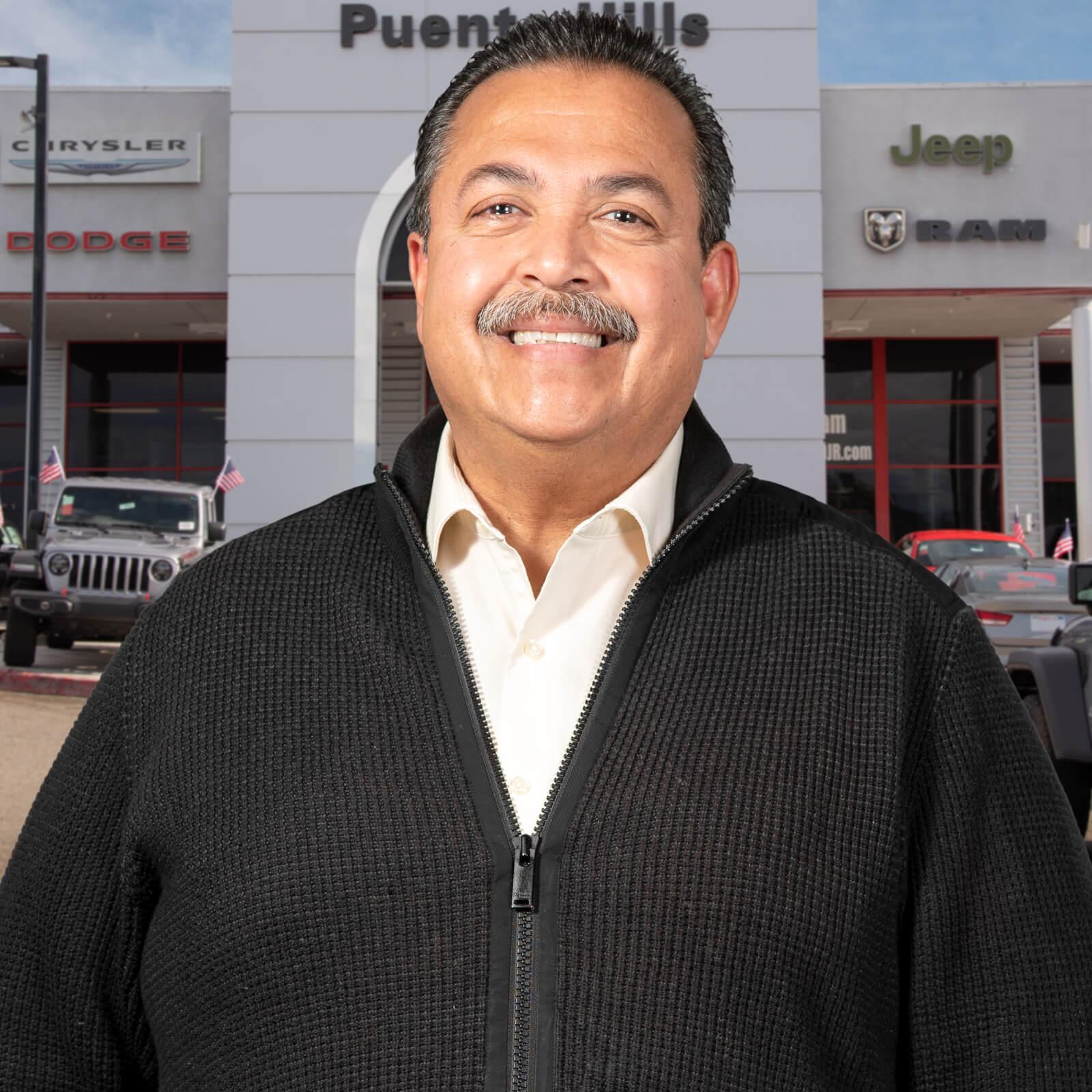 Larry Rueda