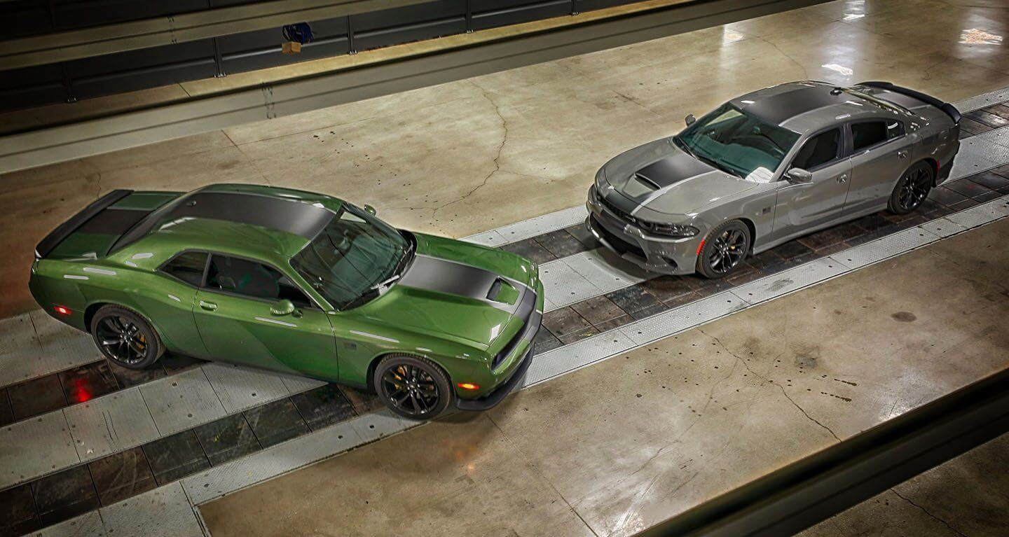 Buy, Lease, or Finance the 2019 Dodge Challenger near Downey CA