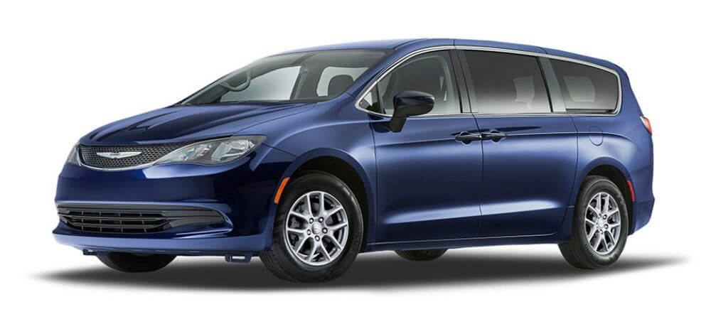 Test Drive the 2020 Chrysler Voyager near Anaheim CA