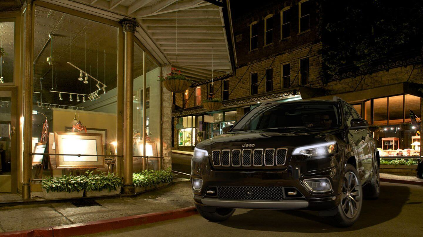 Buy, Lease, or Finance the 2020 Jeep Cherokee near Anaheim CA