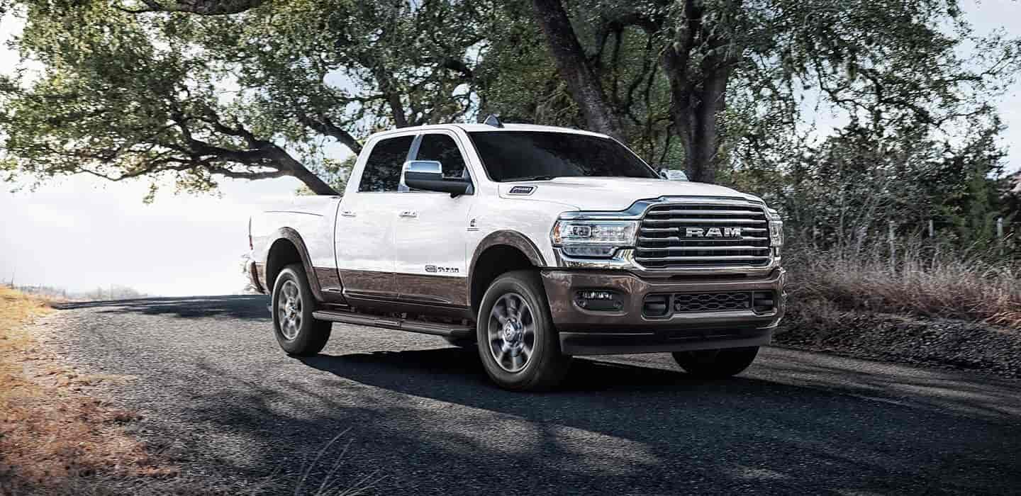 Lease a 2020 Ram 2500 in City of Downey CA