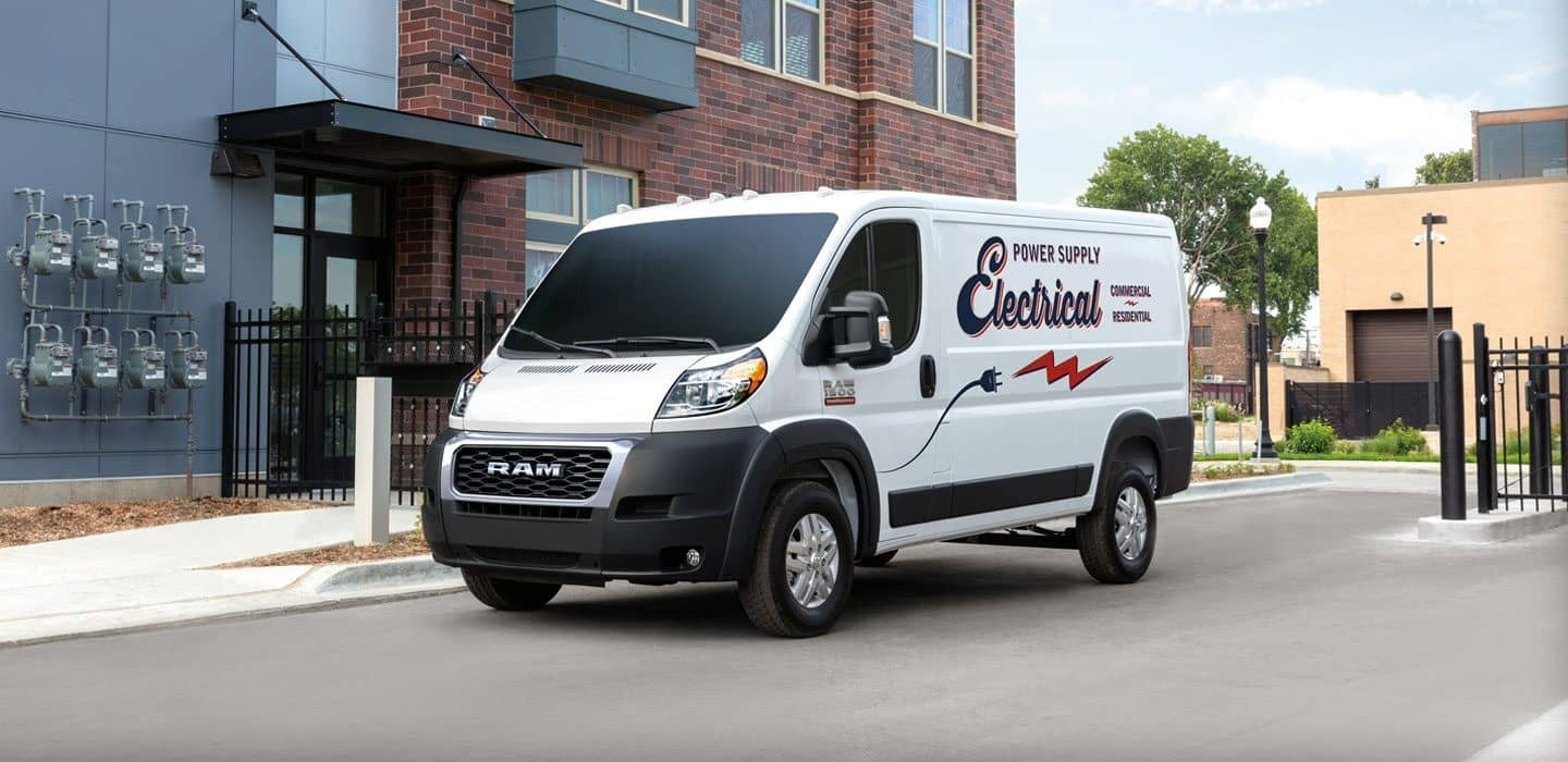 Lease a 2020 Ram ProMaster near Alhambra CA