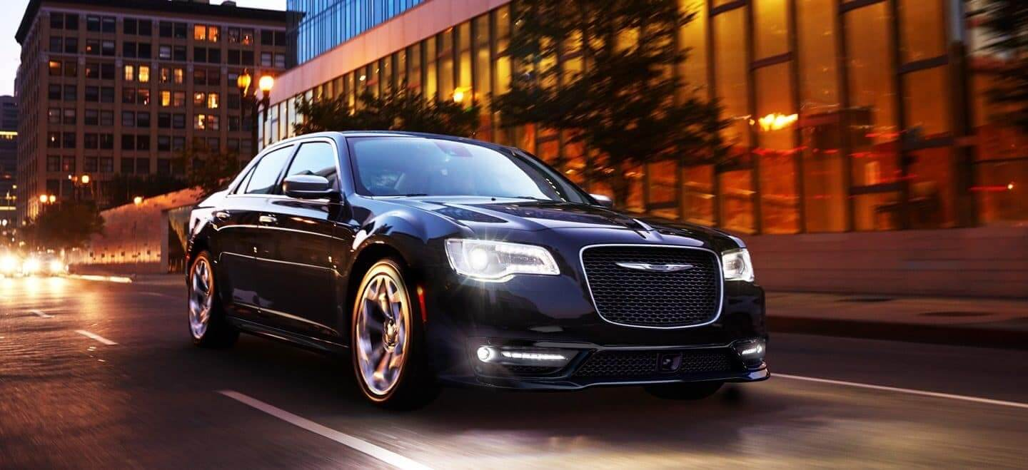 Learn about the 2020 Chrysler 300 serving Anaheim CA