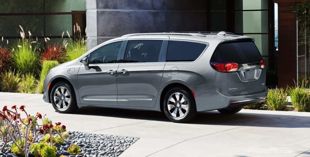 Come test drive the 2021 Chrysler Pacifica serving Anaheim