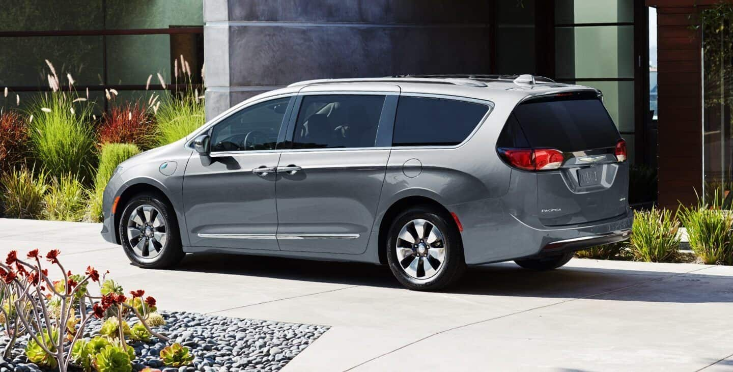 Learn about the 2020 Chrysler Pacifica near Alhambra CA