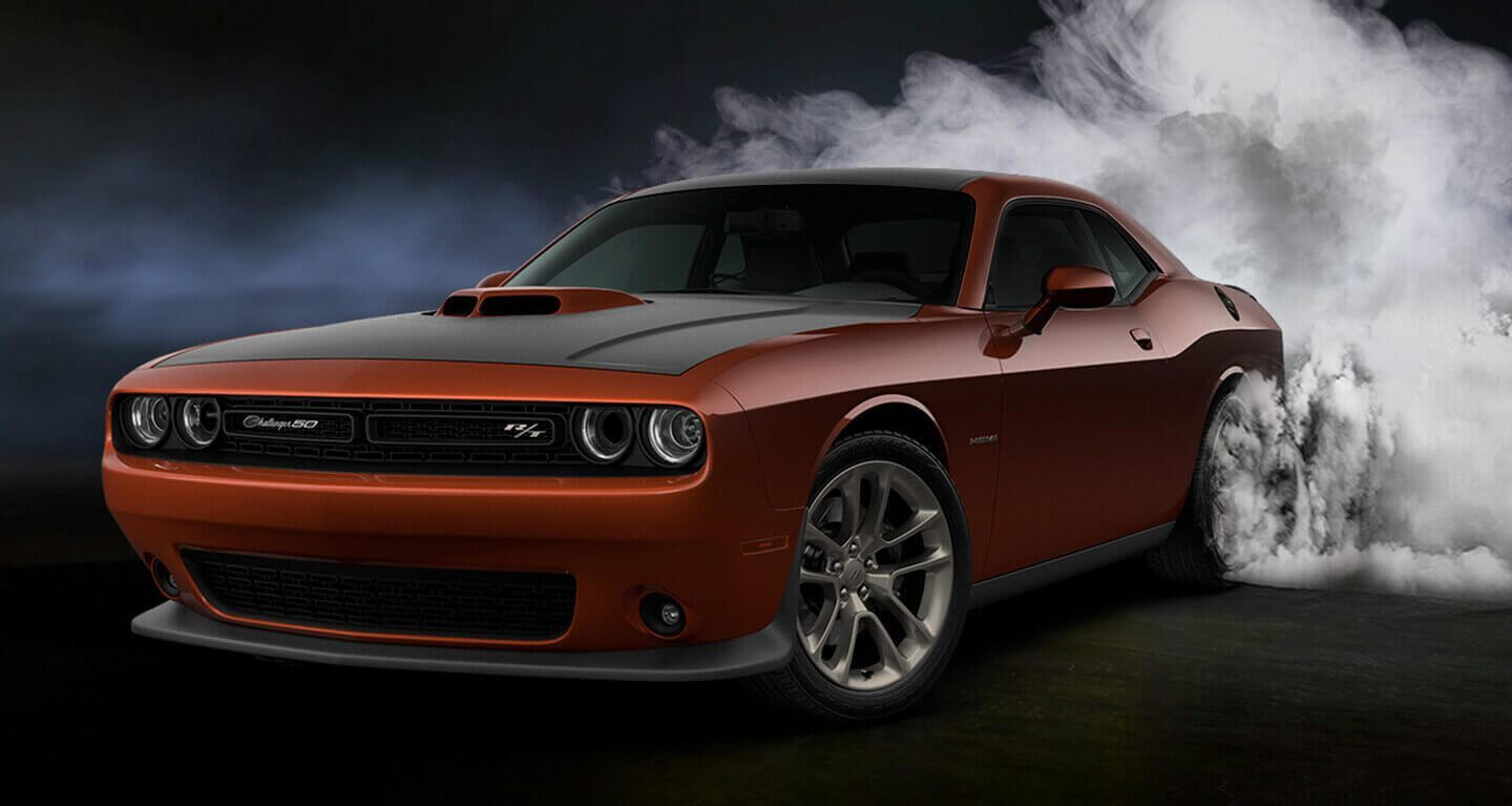 Research the 2020 Dodge Challenger near West Covina CA