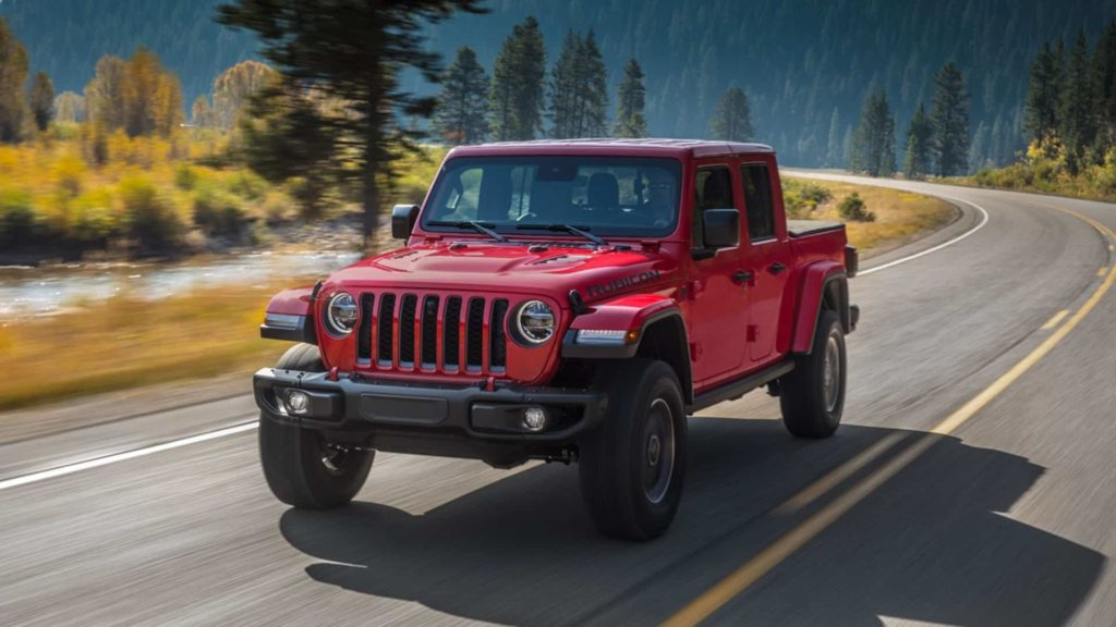 Come test drive the 2020 Jeep Gladiator serving Anaheim