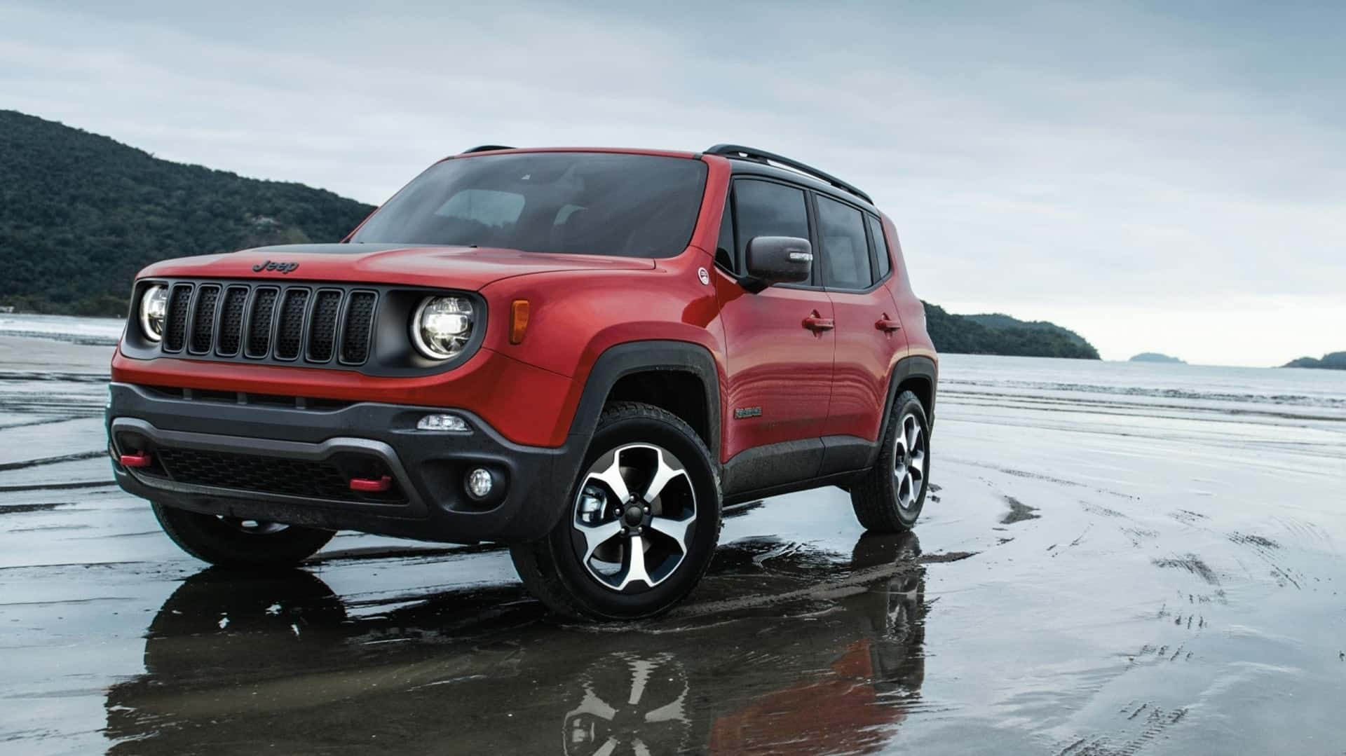 Learn about the 2020 Jeep Renegade near Downey CA