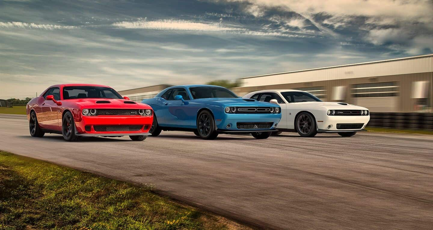 What's new with the 2020 Dodge Challenger near Cerritos CA