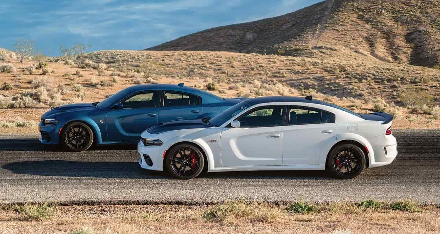 What's new with the 2020 Dodge Charger near Downey CA
