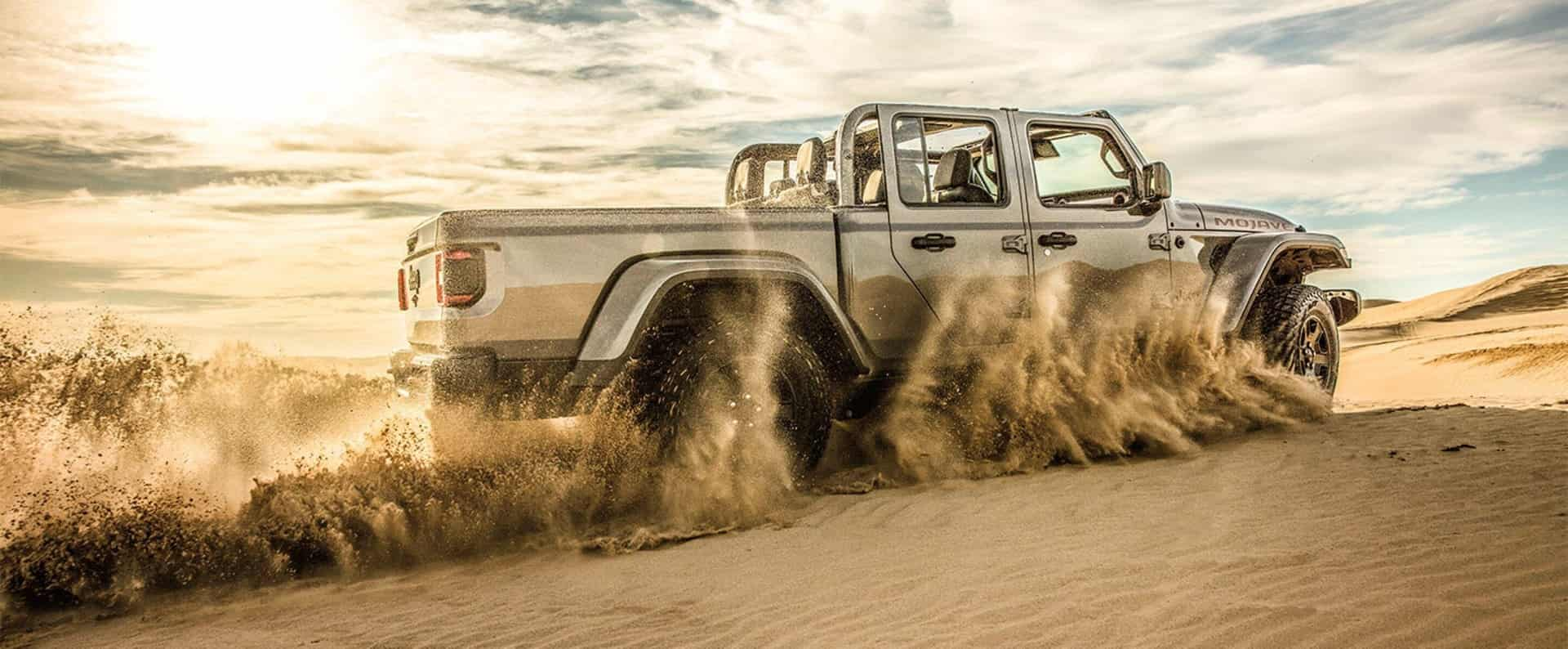 2020 Jeep Gladiator Mojave coming to Puente Hills CA